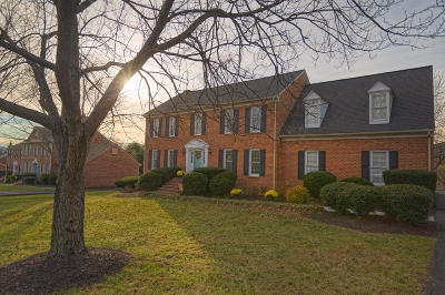 Roanoke Single Family Home For Sale: 1804 Ashbury Dr