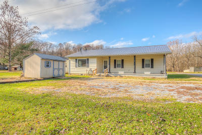 Botetourt County Single Family Home For Sale: 84 Swartz Rd