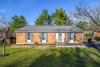 Roanoke County Single Family Home For Sale: 3735 Hyde Park Dr