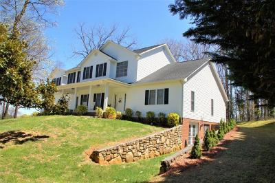 Fincastle Single Family Home For Sale: 149 Bluegrass Ln
