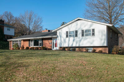 Roanoke Single Family Home For Sale: 3101 Longhorn Rd