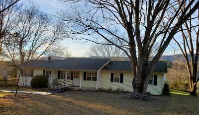 Bedford County Single Family Home For Sale: 8282 Goose Creek Valley Rd