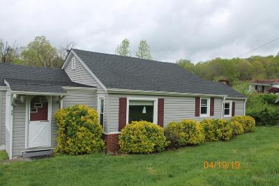 Roanoke County Single Family Home For Sale: 299 Brown Rd