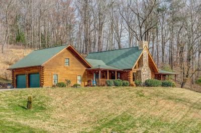 Roanoke County Single Family Home For Sale: 7529 Countrywood Dr