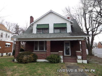 Roanoke Single Family Home For Sale: 2617 Chatham St NW