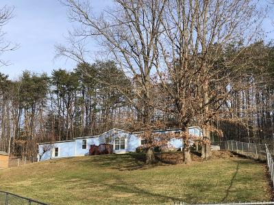 Roanoke City County Single Family Home For Sale: 4930 Yellow Mountain Rd