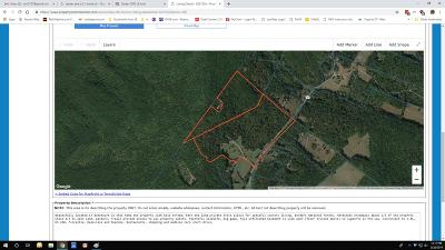 Botetourt County, Roanoke County Farm For Sale: 995 Lees Gap Rd