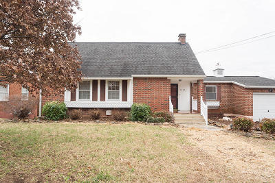 Roanoke County Single Family Home For Sale: 3522 Richards Blvd