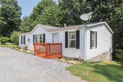 Bedford County Single Family Home For Sale: 2392 Hales Ford Rd