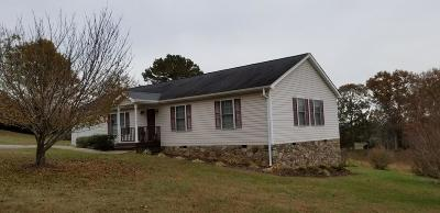 Bedford County Single Family Home For Sale: 1306 Turner Branch Rd