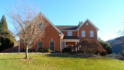 Roanoke County Single Family Home For Sale: 5715 Longridge Cir