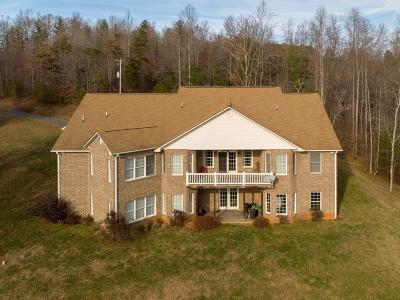 Franklin County Single Family Home For Sale: 2774 Republican Church Rd