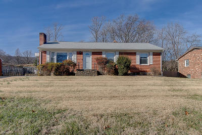 Roanoke County Single Family Home For Sale: 6524 Sherry Rd
