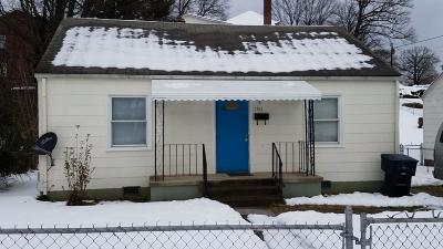 Roanoke City County Single Family Home For Sale: 1511 Hanover Ave NW