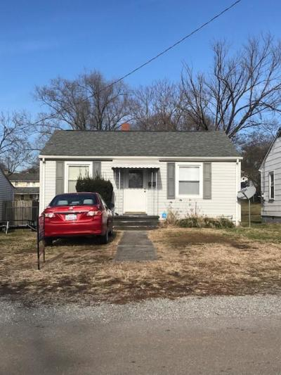 Roanoke City County Single Family Home For Sale: 926 Morgan Ave SE