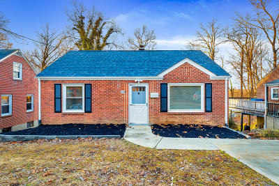 Roanoke VA Single Family Home For Sale: $149,950