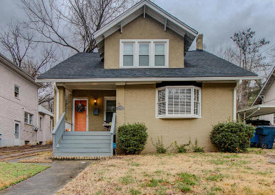 Roanoke City County Single Family Home For Sale: 1433 Main St SW
