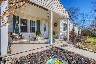 Salem Single Family Home For Sale: 4099 Daugherty Rd