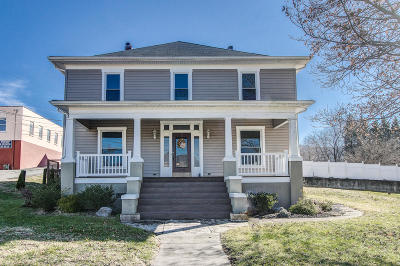 Roanoke Single Family Home For Sale: 4527 Bonsack Rd NE