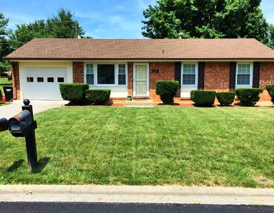 Roanoke County Single Family Home For Sale: 2751 Diplomat Dr