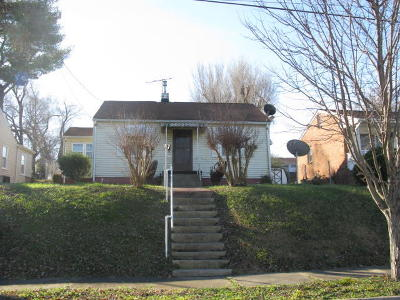 Roanoke City County Single Family Home For Sale: 1014 Mercer Ave NW