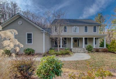 Roanoke County Single Family Home Sold: 5717 Lost View Ln