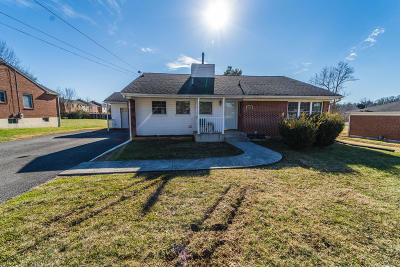 Roanoke Single Family Home For Sale: 133 Manor St