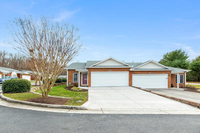 Botetourt County Attached For Sale: 35 Stonedale Dr
