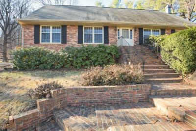Roanoke Single Family Home For Sale: 1929 Pelham Dr