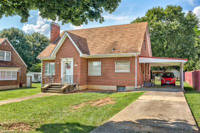 Roanoke Single Family Home For Sale: 414 Liberty Rd NE