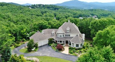 Roanoke County Single Family Home For Sale: 4929 Fox Ridge Rd