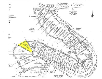 Bedford County, Franklin County, Pittsylvania County Residential Lots & Land For Sale: Lot 25 Watchtower Dr