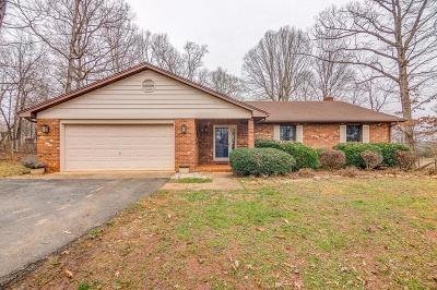 Bedford Single Family Home For Sale: 3412 Virginia Byway
