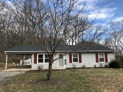 Salem Single Family Home For Sale: 4417 Indian Hill Rd