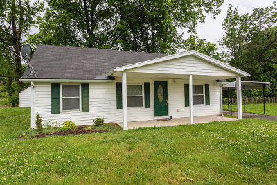 Salem Single Family Home For Sale: 5607 Poor Mountain Rd