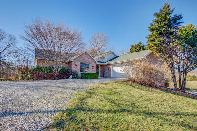 Bedford County Single Family Home For Sale: 1217 Whitetail Dr