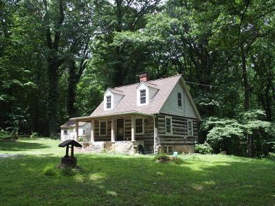 Roanoke County Single Family Home For Sale: 25 Najjum Ln