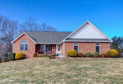 Franklin County Single Family Home For Sale: 3883 Green Level Rd