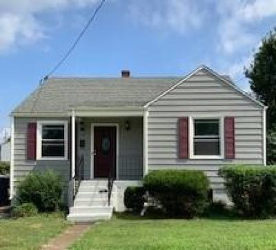 Roanoke City County Single Family Home For Sale: 112 Troy Ave NE