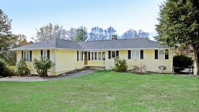 Single Family Home For Sale: 104 Mockingbird Hill Rd