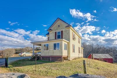 Bedford County Farm For Sale: 1872 Turner Branch Rd