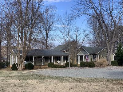 Franklin County Single Family Home For Sale: 607 Lakestone Rd
