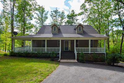 Bedford County Single Family Home For Sale: 1313 West Pine Ridge Rd