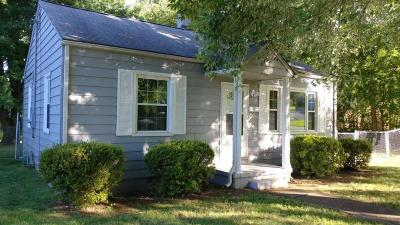 Roanoke City County Single Family Home For Sale: 2609 Cornell Dr NW