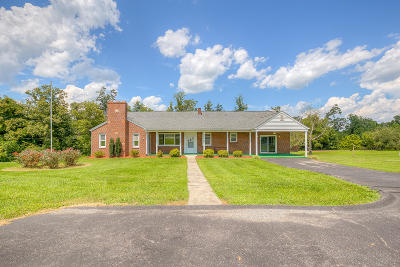 Franklin County Single Family Home For Sale: 5540 Franklin St