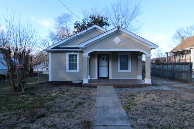 Roanoke City County Single Family Home For Sale: 1608 Kirk Ave SE