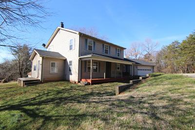 Goodview Single Family Home For Sale: 1063 Pep Hill Rd