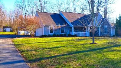 Bedford County Single Family Home For Sale: 1650 Trading Post Rd