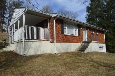 Roanoke City County Single Family Home For Sale: 2539 Brambleton Ave SW