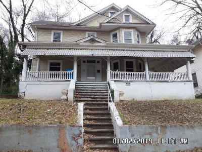 Roanoke Single Family Home For Sale: 225 Gilmer Ave NW